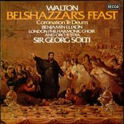 Click here for more info about 'William Walton - Belshazzar's Feast & Coronation te Deum'