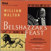 Click here for more info about 'William Walton - Belshazzar's Feast'