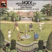 Click here for more info about 'William Walton - Facade Suite  / The Wise Virgins Ballet Suite'