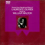 Click here for more info about 'William Walton - Scenes From Hamlet And Henry V'