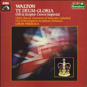 Click here for more info about 'William Walton - Te Deum / Gloria / Orb & Sceptre / Crown Imperial'