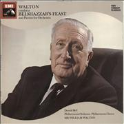Click here for more info about 'William Walton - Walton conducts Belshazzar's Feast & Partita for Orchestra'