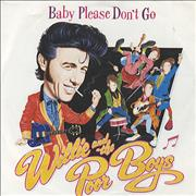 Click here for more info about 'Willie & The Poor Boys - Baby Please Don't Go'