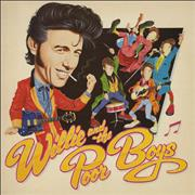 Click here for more info about 'Willie & The Poor Boys - Willie And The Poor Boys + Video Insert'