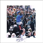 Click here for more info about 'Willie Carson - Autographed Photoprint'