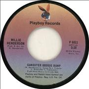 Click here for more info about 'Willie Henderson - Gangster Boogie Bump'