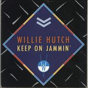 Click here for more info about 'Willie Hutch - Keep On Jammin''