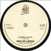 Click here for more info about 'Willie Lindo - Samba Patti'