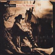 Click here for more info about 'Willie Nelson - Across The Borderline'