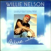 Click here for more info about 'Willie Nelson - Blue Skies'