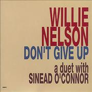 Click here for more info about 'Willie Nelson - Don't Give Up'
