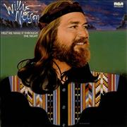 Click here for more info about 'Willie Nelson - Help Me Make It Through The Night'