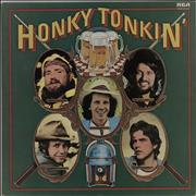 Click here for more info about 'Willie Nelson - Honky Tonkin''