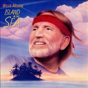 Click here for more info about 'Willie Nelson - Island In The Sea'