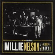 Click here for more info about 'Willie Nelson - Live At Third Man Records + Poster, Card Kit'