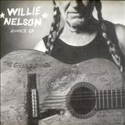 Click here for more info about 'Willie Nelson - The Great Divide'