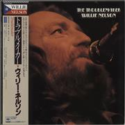 Click here for more info about 'Willie Nelson - The Troublemaker - Promo Sample + Obi'