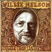 Click here for more info about 'Willie Nelson - Tougher Than Leather'