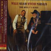 Click here for more info about 'Willie Nelson - Two Men With The Blues'
