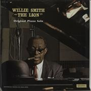 Click here for more info about 'Willie (The Lion) Smith - Original Piano Solo'