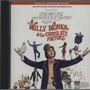 Click here for more info about 'Willy Wonka & The Chocolate Factory - Original Soundtrack'