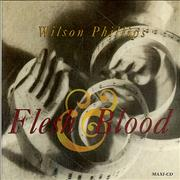Click here for more info about 'Wilson Phillips - Flesh & Blood'