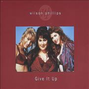 Click here for more info about 'Wilson Phillips - Give It Up'