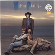 Click here for more info about 'Wilson Phillips - Wilson Phillips - Stickered Sleeve'