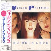 Click here for more info about 'Wilson Phillips - You're In Love'