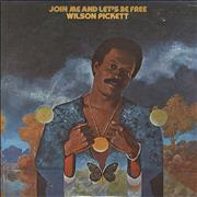 Click here for more info about 'Wilson Pickett - Join Me And Let's Be Free - Sealed - Press Release'