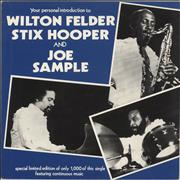 Click here for more info about 'Wilton Felder - Your Personal Introduction To'