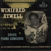 Click here for more info about 'Winifred Atwell - Grieg: Concerto in A Minor for Piano & Orchestra'