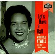 Click here for more info about 'Winifred Atwell - Let's Have A Ball EP'