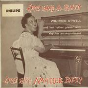 Click here for more info about 'Winifred Atwell - Let's Have A Party / Let's Have Another Party EP'