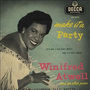 Click here for more info about 'Winifred Atwell - Make It A Party'