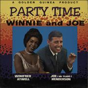Click here for more info about 'Winifred Atwell - Party Time With Winnie And Joe'