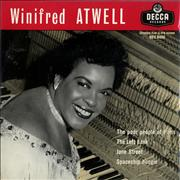 Click here for more info about 'Winifred Atwell - Winifred Atwell EP'