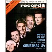 Click here for more info about 'Winston Churchill - Records Magazine'