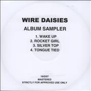 Click here for more info about 'Wire Daisies - Wire Daises: Album Sampler'