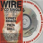 Click here for more info about 'Wire - Kidney Bingos'