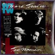 Click here for more info about 'Wire Train - Ten Women - Sealed'