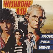 Click here for more info about 'Wishbone Ash - Front Page News'