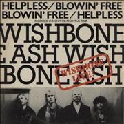 Click here for more info about 'Wishbone Ash - Helpless / Blowin' Free'