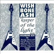 Click here for more info about 'Wishbone Ash - Keeper Of The Light'