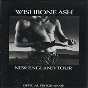 Click here for more info about 'Wishbone Ash - New England Tour - EX'