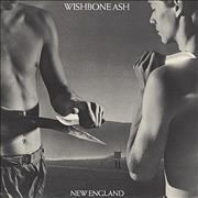Click here for more info about 'Wishbone Ash - New England'