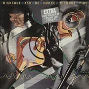 Click here for more info about 'Wishbone Ash - No Smoke Without Fire + 7