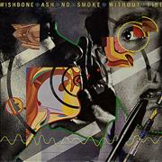Click here for more info about 'Wishbone Ash - No Smoke Without Fire'