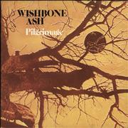 Click here for more info about 'Wishbone Ash - Pilgrimage - 2nd - VG'