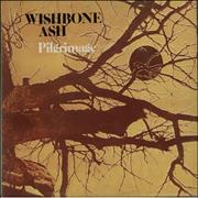 Click here for more info about 'Wishbone Ash - Pilgrimage - 1st - VG'